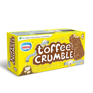 Toffee Crumble