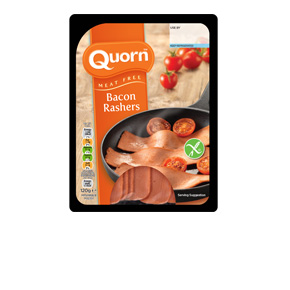 Quorn Meat Free Bacon Rashers
