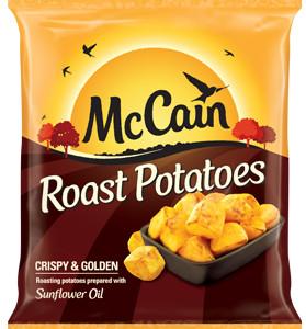 McCain Ready Baked Jackets – UK Frozen Food